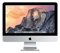 "Apple 21.5"" iMac Intel Quad-Core i5 Desktop Computer"