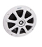 "Kicker 6"" White KM6200 Marine Coaxial Speakers"