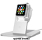 Twelve South HiRise Apple Watch Silver Charging Stand