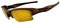 Oakley Polarized Flak Jacket XLJ Mens Brown Sunglasses