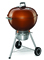 "Weber 22"" Original Kettle Premium Copper Charcoal Grill"
