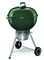 "Weber 22"" Original Kettle Premium Green Charcoal Grill"