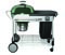 "Weber 22"" Green Performer Premium Charcoal Grill"