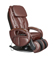 Cozzia Brown Reclining Shiatsu Function Massage Chair