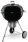 "Weber 26"" Original Kettle Premium Black Charcoal Grill"