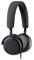 Bang & Olufsen BeoPlay H2 Black On-Ear Headphones