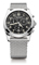 Swiss Army Infantry Chronograph Stainless Steel Mens Watch