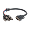 Cables To Go 1.5 Ft VGA Male To RGBHV Female Video Cable