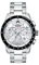 Movado Mens Series 800 Silver-Toned Dial Watch