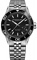 Raymond Weil Freelancer Stainless Steel Black Dial Men Watch