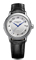 Raymond Weil Maestro Steel On Leather Strap Mens Watch