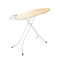 Brabantia Size B Ivory Ironing Table With Steam Iron Rest