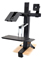 Ergotron Workfit-S LCD/Laptop Sit-Stand Desktop Workstation