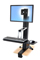 Ergotron WorkFit-S Single HD Sit-Stand Workstation