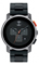 Movado Bold Black Chronograph Unisex Watch