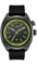 Movado Bold Large Black Green With Arabic Index Mens Watch