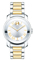Movado Bold Luxe Midsize 32mm Two-Tone Quartz Womens Watch