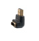 Cables To Go HDMI Male To HDMI Female 90 Degree Down Adapter