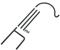 Dynatrap Adjustable Shepherds Hook