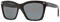 Versace Black Square Womens Sunglasses
