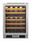 "Sub-Zero 24"" Stainless Steel Freestanding Wine Storage Refrigerator"