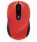Microsoft Red Sculpt Mobile Mouse