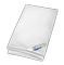 Tempur-Pedic White Standard Pillow Protector