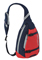 Patagonia French Red with Navy Blue Atom Sling Bag 8L