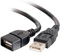 Cables To Go 3 Meter USB 2.0 Extension Cable