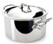 Mauviel Mcook 6.4 Qt. Stainless Steel Stew Pot - 523125