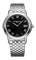 Raymond Weil Tradition Slim Steel On Steel Black Dial Men