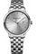 Raymond Weil Toccata Steel On Steel Silver Dial With Small Second Mens Watch