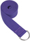 Gaiam 6 Ft. Purple Cotton Yoga Strap