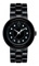 Movado CERENA Black Ceramic and PVD Womens Watch