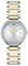 Movado Concerto Diamond Two Tone Stainless Steel Ladies Watch