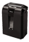 Fellowes Powershred 63Cb Cross-Cut Black Shredder