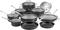 Cuisinart Hard Anodized 17-Piece Cookware Set