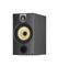 Bowers & Wilkins 600 Series Black Ash 2-Way Bookshelf Speakers