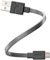 Ventev Chargesync 6 Foot Gray Micro USB Cable