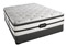Simmons Beautyrest Black Evie King Luxury Firm Pillow Top Mattress Set