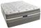 Simmons Beautyrest Recharge World Class Plush Pillow Top Twin Mattress Set