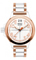 ESQ By Movado Fusion White And Rose Gold Womens Watch