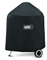 """Weber 22"""" Charcoal Grill Cover With Storage Bag"""