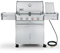 Weber Summit S-420 Stainless Steel Natural Gas Grill