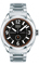 ESQ By Movado Excel Black Dial Mens Watch