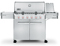Weber Summit S-620 Stainless Steel LP Gas Grill