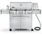 Weber Summit S-670 Natural Gas Stainless Steel Outdoor Grill