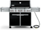 Weber Summit E-670 Black Natural Gas Grill