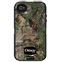 Otterbox Xtra Green Realtree Camo Defender Series Cell Phone Case For iPhone 4 / 4S
