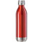 Oggi 17oz Calypso Lustre Double Wall Red Sports Water Bottle
